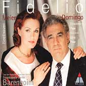 Beethoven: Fidelio / Barenboim, Domingo, Meier, et al