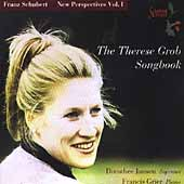 New Perspectives Vol 1 - Schubert: Therese Grob Songbook