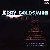 Jerry Goldsmith/London Symphony Orchestra: The Film Music of Jerry Goldsmith