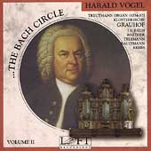Organeum - The Bach Circle Vol 2 - Walther, et al / Vogel