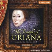 The Triumphs of Oriana / David Miller, I Fagiolini