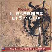 The Compact Opera Collection - Rossini: Il Barbiere/Marriner