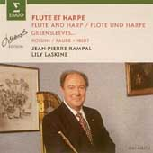Flute and Harp - Rossini, Faure, Ibert / Rampal, Laskine