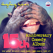 Various Artists: Laughing Hyena 15th Anniversary Album #2