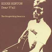 Eddie Hinton: Dear Y'all: The Songwriting Sessions