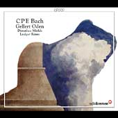 C.P.E. Bach: Gellert Oden / Mields, R&#233;my