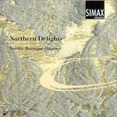 Northern Delights - Roman, etc / Nordic Baroque Quartet