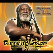 Burning Spear: Appointment With His Majesty [Remaster]