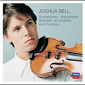 The Joshua Bell Edition Vol 3 - Brahms, etc: Violin Ctos