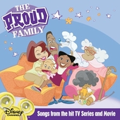 Original Soundtrack: The Proud Family
