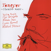 Taneyev: Chamber Music / Pletnev, Repin, et al