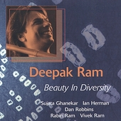 Deepak Ram: Beauty in Diversity
