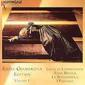 Edita Gruberova Edition Vol 1 - The Queen of Belcanto - Arias by Donizetti and Bellini