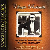 Portraits - Alfred Brendel plays Mozart