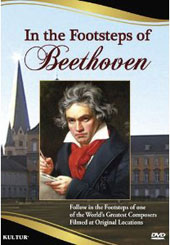 In the Footsteps of Beethoven [DVD]
