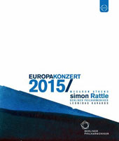 Europa-Konzert 2015 from Athens - Rossini: Semiramide, overture; Sibelius: Violin Concerto; Schumann: Symphony No. 3