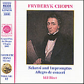 Chopin: Piano Music Vol. 12