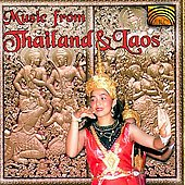 David Fanshawe: Music from Thailand & Laos
