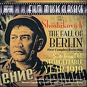 Film Music Classics - Shostakovich: The Fall of Berlin, etc