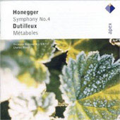 Honegger: Symphony No.4/Dutilleux: Metaboles