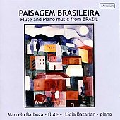 Paisagem Brasileira - Flute and Piano Music from Brasil