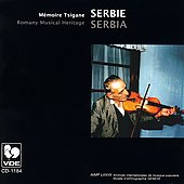 Various Artists: Serbie: Mémoire Tsigane (Serbia: Romany Musical Heritage)