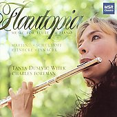 Flautopia - Works for Flute and Piano / Witek, Foreman