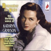 Kathryn Grayson: Remember the Night