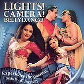 Various Artists: Lights! Camera! Belly Dance!
