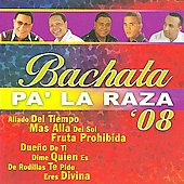 Various Artists: Bachata Pa' La Raza '08
