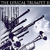Lyrical Trumpet 2 - Telemann, Bernstein, Mahler, etc