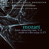 Royal Philharmonic Collection- Mozart: Horn Concerti / Dausgaard, Bryant