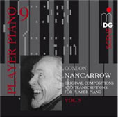 Nancarrow: Studies and Other Works for Piano