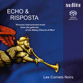 Due Chori - In Echo Ed in Risposta / Strobl, Cornets Noir