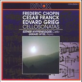 Chopin/Franck: Cello Sonatas