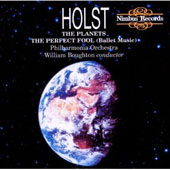 Holst: The Planets; The Perfect Fool (Ballet Music) / William Boughton