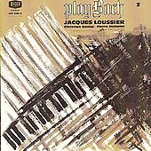 Jacques Loussier: Play Bach, Vol. 3