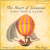 Haydn: Heart Of Invention - Piano Trio / Trio Goya