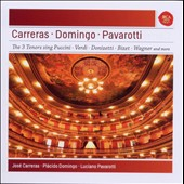 Pavarotti-Domingo-Carreras: The Best