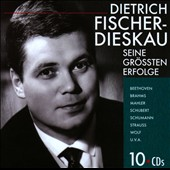 Seine Gr&ouml;ssten Erfolge: Dietrich Fischer-Dieskau