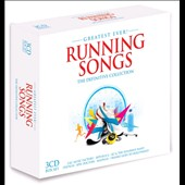 Various Artists: Greatest Ever! Running Songs: The Definitive Collection [Box]