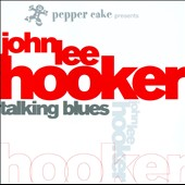 John Lee Hooker: Talking Blues