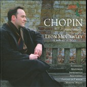 Chopin: Piano Works / Leon McCawley, piano