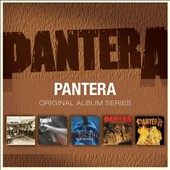 Pantera: Original Album Series [Box] [PA]
