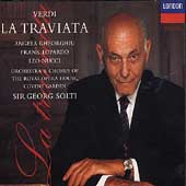 Verdi: La Traviata / Solti, Gheorghiu, Lopardo, Nucci, et al
