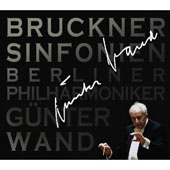 Anton Bruckner: The Complete Symphonies / Gunter Wand