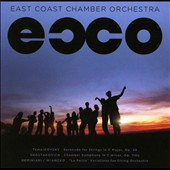 Ecco - East Coast Chamber Orchestra play Tchaikovsky, Shostakovich & Geminiani