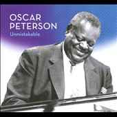 Oscar Peterson: Unmistakable [Zenph Re-Performance]