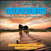 Puentes: Canciones de Argentina - Songs by 19th & 20th Century Argentinian composers influenced by European music / Graciela de Gyldenfeldt, soprano; Henning Lucius, piano