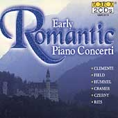 Early Romantic Piano Concerti - Clementi, Hummel, et al